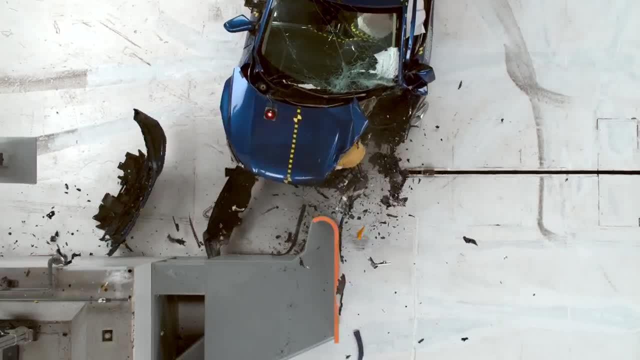Thử nghiệm va chạm của Honda HR-V 2019