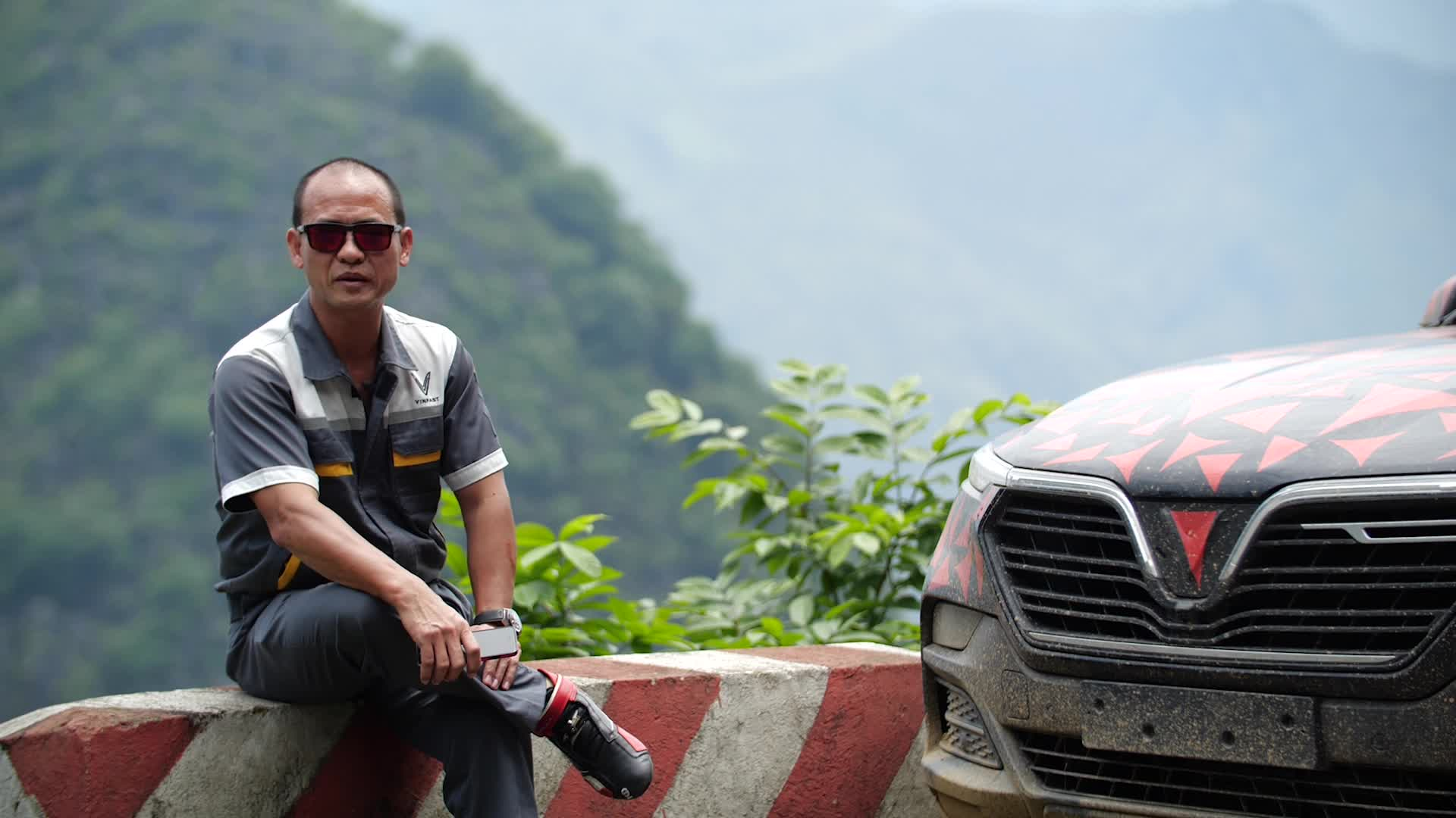 Hải Kar nói gì về VinFast Lux sau hành trình xuyên Việt?