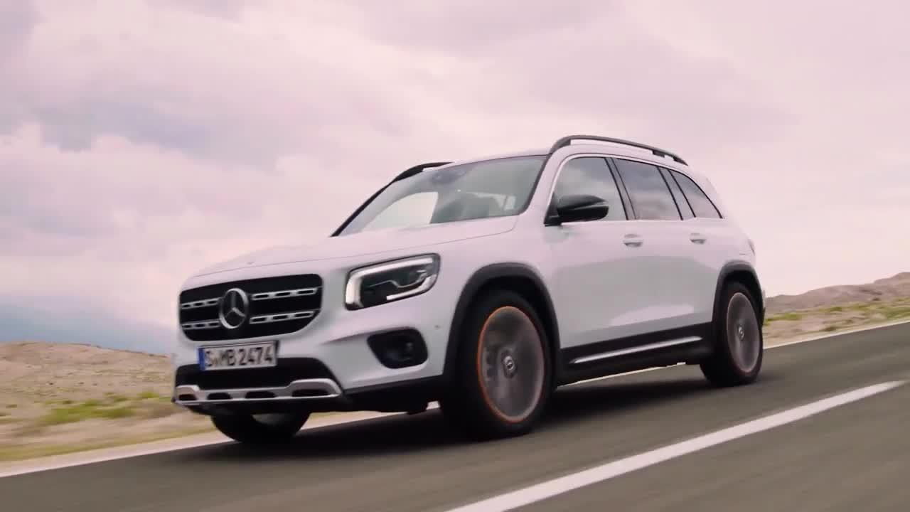 Chi tiết Mercedes-Benz GLB 2020