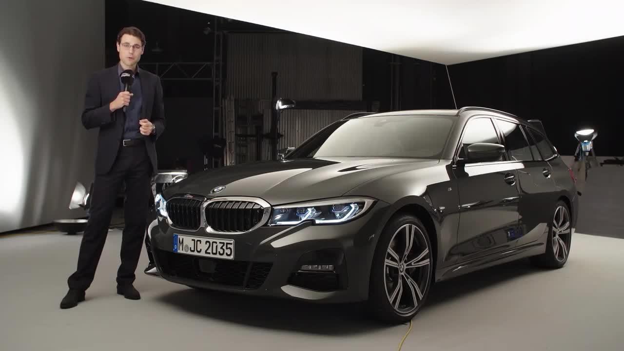 Chi tiết BMW 3-Series Touring 2019