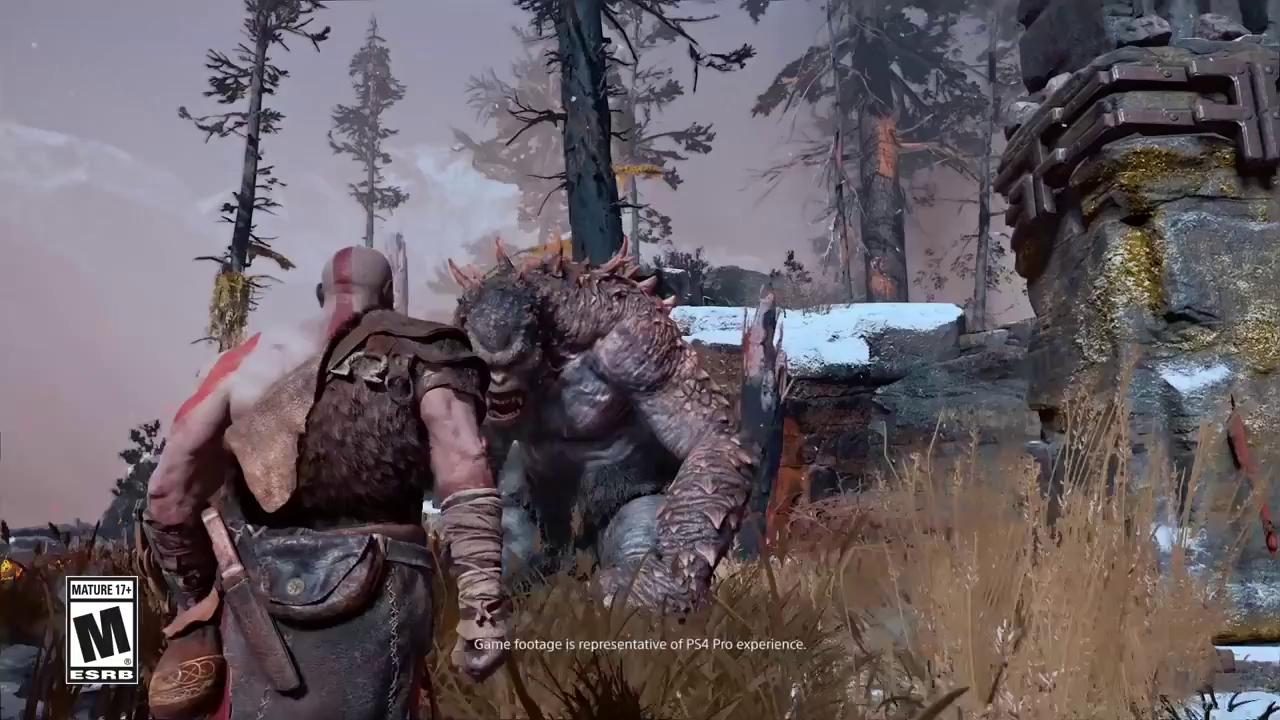 Cỗ máy PS4 ăn theo siêu phẩm God of War sắp ra mắt, đẹp đến nức lòng người hâm mộ - ảnh 2