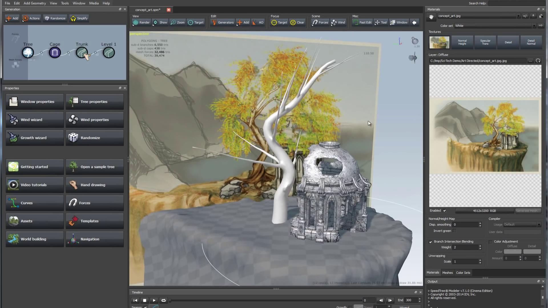 Đây là cách cây cối được tạo ra trong PUBG, Witcher 3, Star Wars: The Force Awakens và nhiều nữa