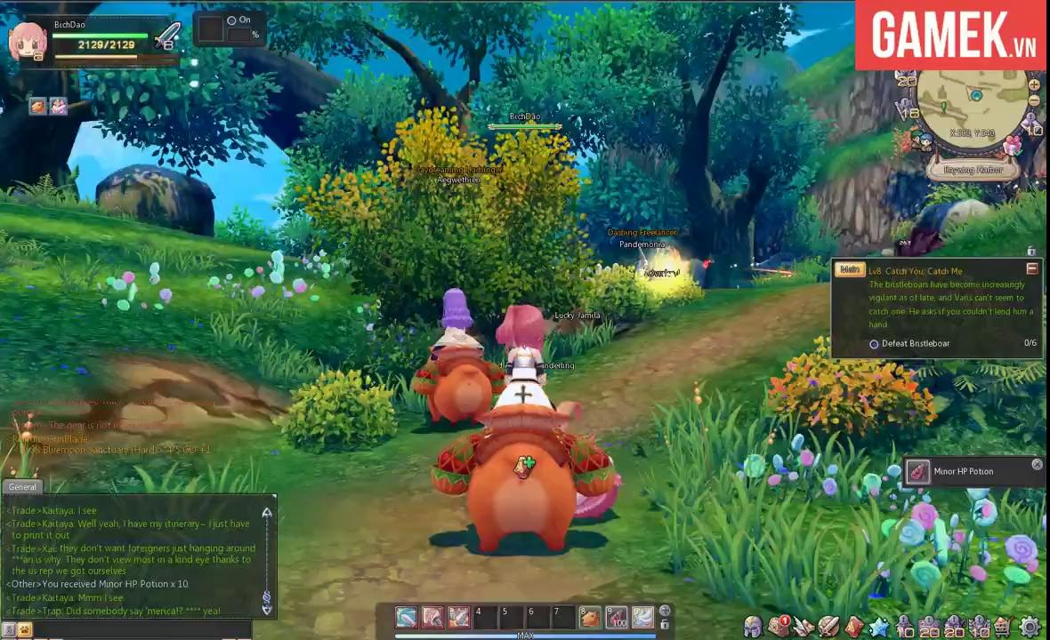 Đánh giá Twin Saga - MMORPG dễ thương đến... chết người dành cho game thủ Việt