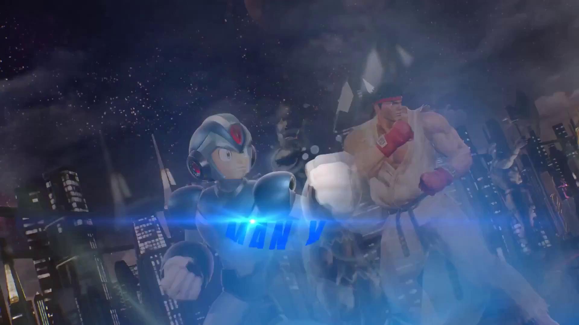 Marvel vs. Capcom Infinite: Megaman thua trước Iron Man, nhưng Iron Man lại để thua Ryu