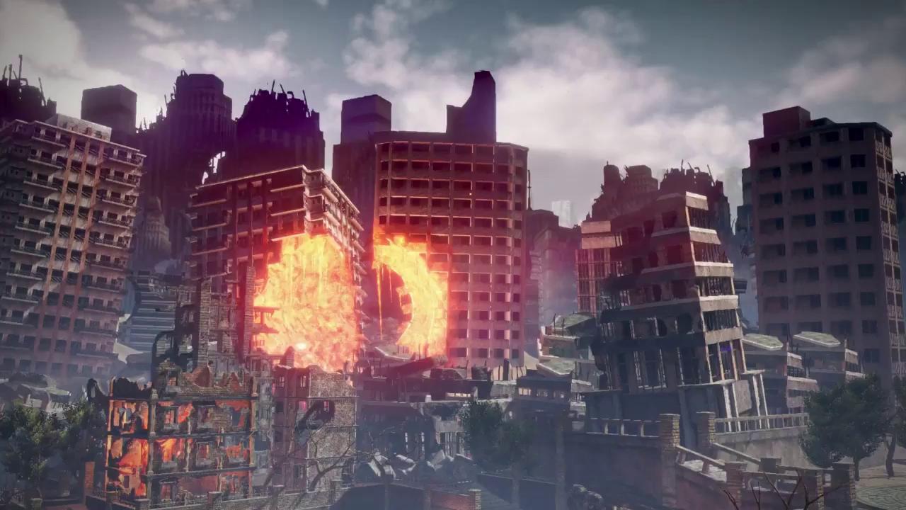 God Eater 3 - JRPG mới cực hấp dẫn được giới thiệu từ Bandai Namco