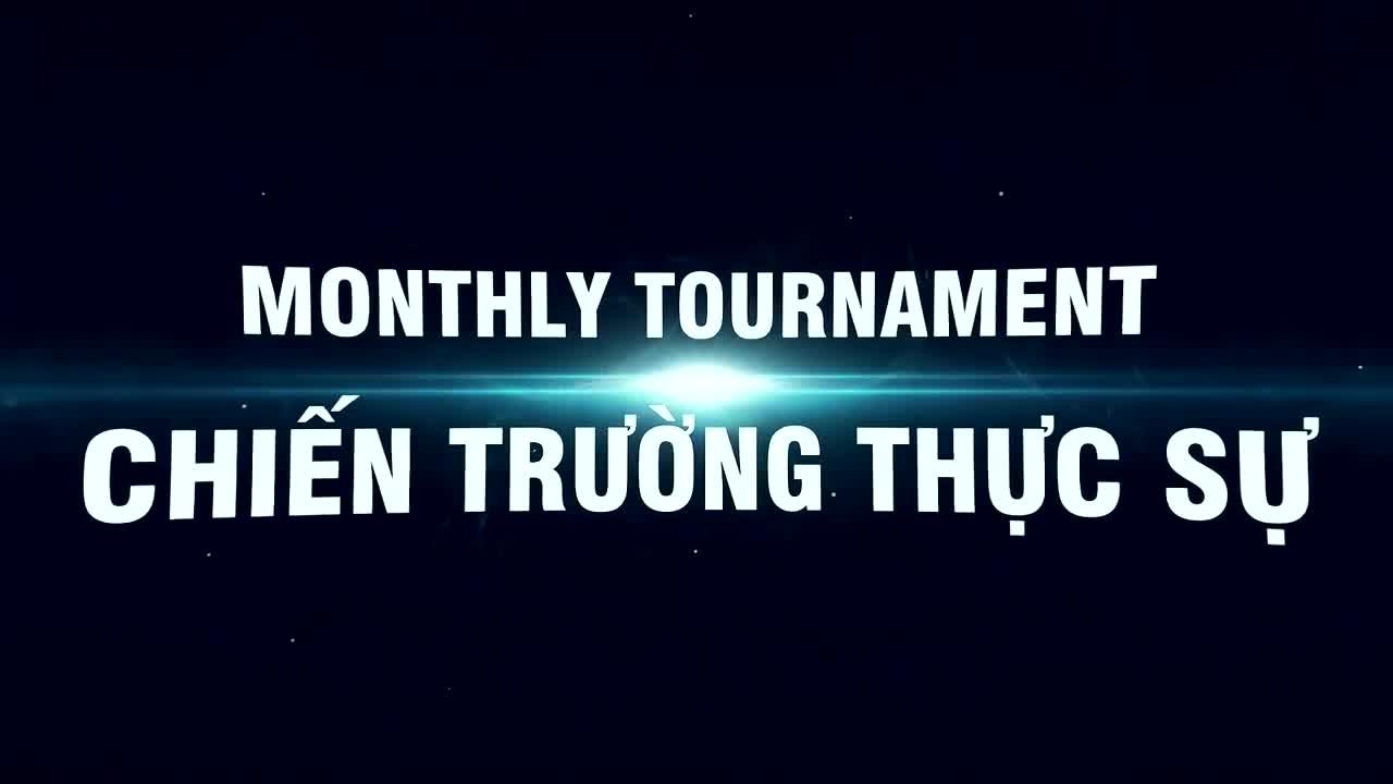 Ngày cuối đăng ký giải đấu hấp dẫn ROS Mobile Monthly Tournament