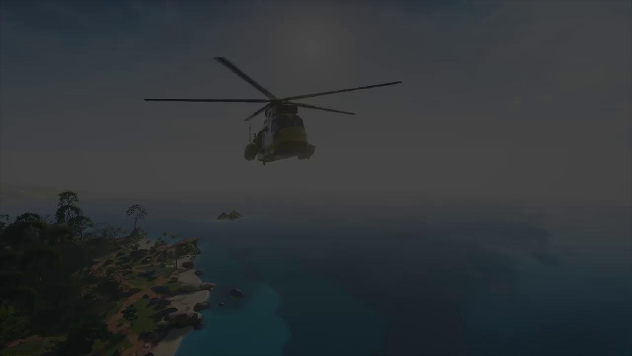 SOS: The Ultimate Escape - Game sinh tồn sẽ tống bạn lên đảo hoang với một lũ quái vật
