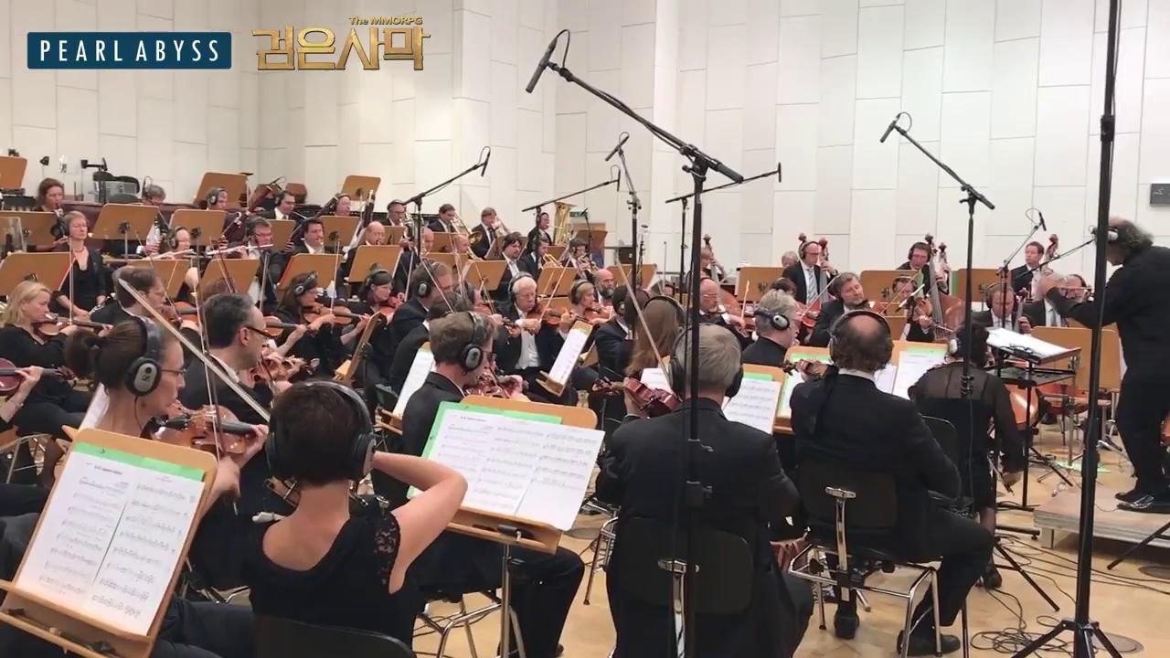 Black Desert thuê cả dàn nhạc giao hưởng để thu âm cho game thủ nghe