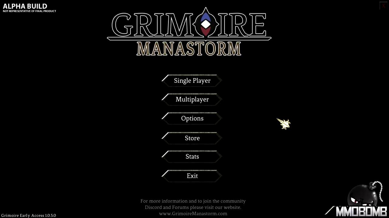 Cận cảnh Grimoire - Game 'bắn phép thuật' đỉnh sắp mở miễn phí