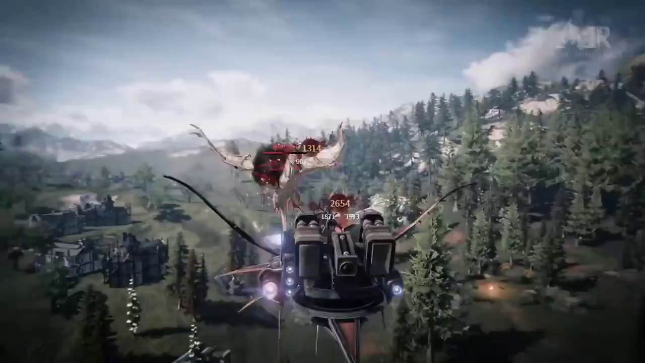 Bom tấn Ascent: Infinite Realm dự tính ra mắt bản tiếng Anh ngay đầu năm 2018 này