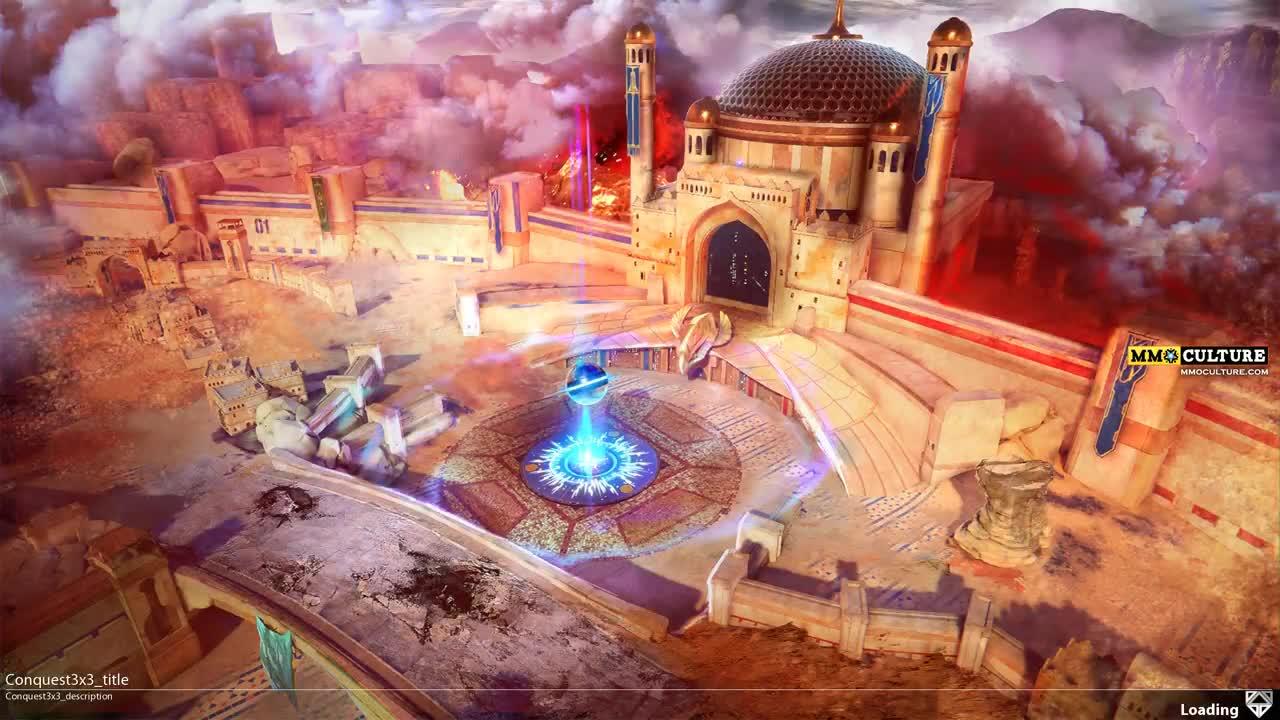 Cận cảnh Blazing Core - Game lái robot bắn nhau toé lửa đầy ấn tượng - ảnh 1