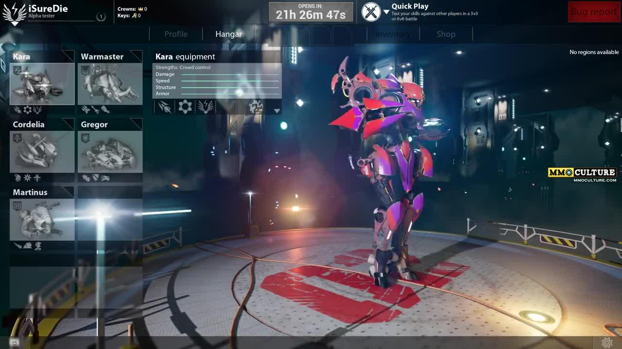 Cận cảnh Blazing Core - Game lái robot bắn nhau toé lửa đầy ấn tượng - ảnh 2