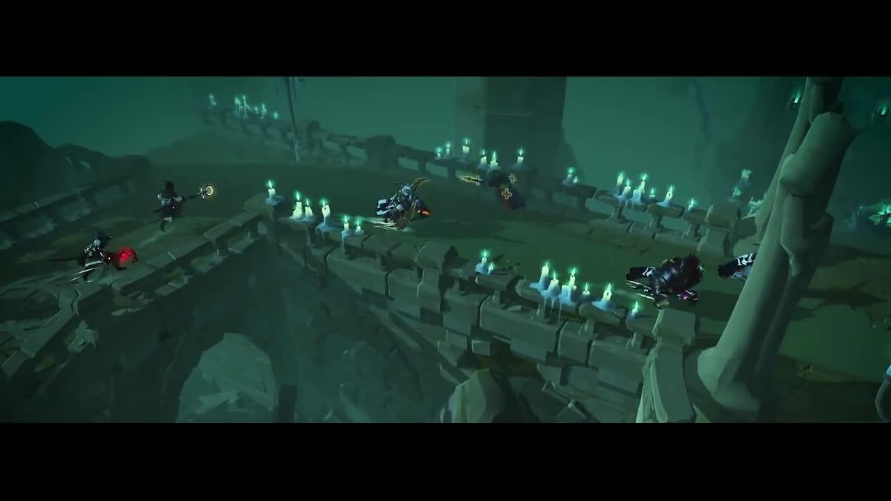 Albion Online ấn định ngày đặt chân lên Steam, tung trailer gameplay đánh đấm mãn nhãn như Diablo vậy - ảnh 1