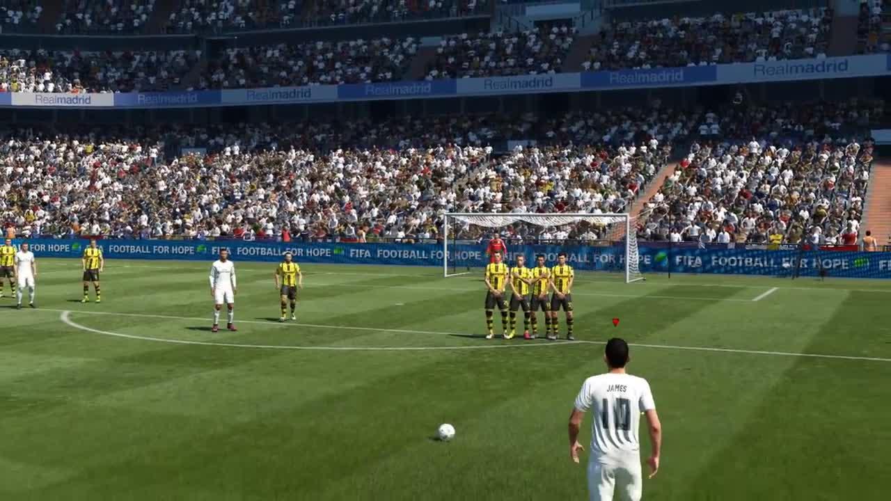 Đá phạt trong FIFA Online 4 sẽ tinh tế hơn gấp 10, nhưng mà cũng khó ăn bàn hơn nhiều! - ảnh 2
