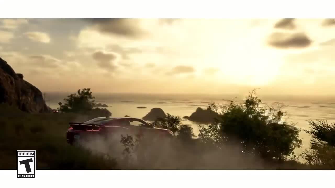 Game online đua xe bom tấn The Crew 2 đã chính thức mở cửa - ảnh 1