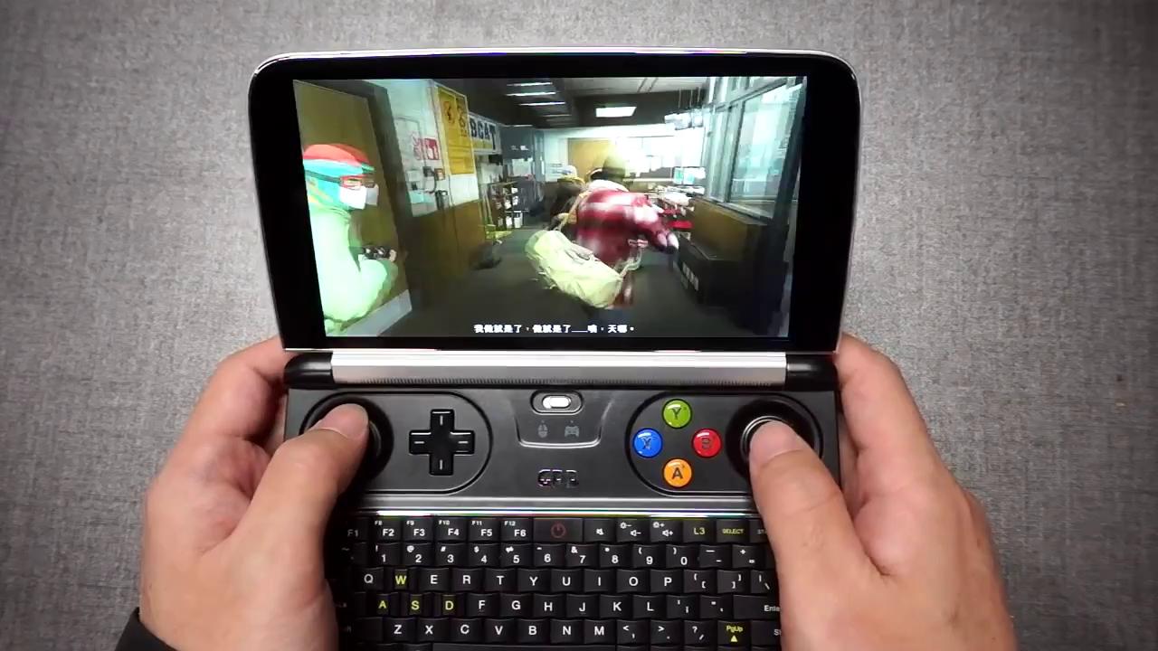 """Nếu bạn muốn có một chiếc máy chơi Game vừa nhỏ gọn như điện thoại, vừa """"cày"""" được GTA V thì GPD Win 2 chắc chắn là sự lựa chọn không thể bỏ qua"""
