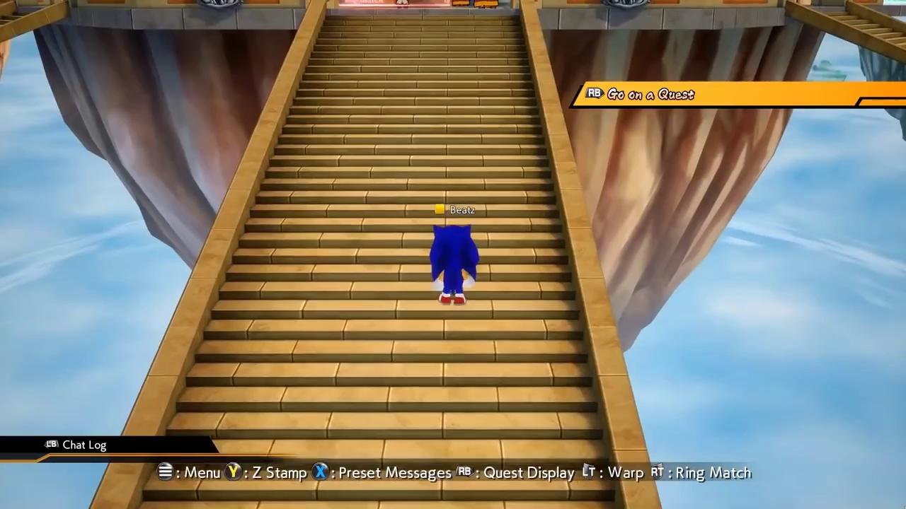 Nhờ các Modders, cuối cùng chúng ta cũng được chứng kiến màn so tài giữa Goku và nhím siêu tốc Sonic trong Dragon Ball FighterZ