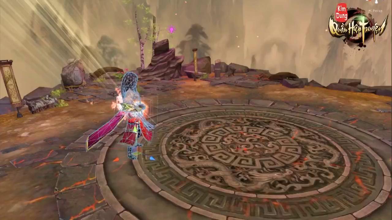 Lộ clip thiết kế 3D trong Kim Dung Quần Hiệp Truyện: Nhân vật nữ khá... nóng bỏng