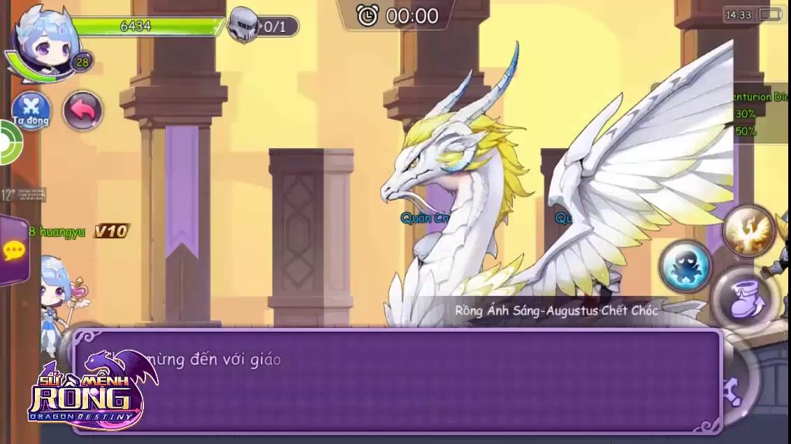 Đồ họa 2D là xấu? Dragon Destiny sẽ đập tan định kiến lâu nay của cộng đồng game thủ
