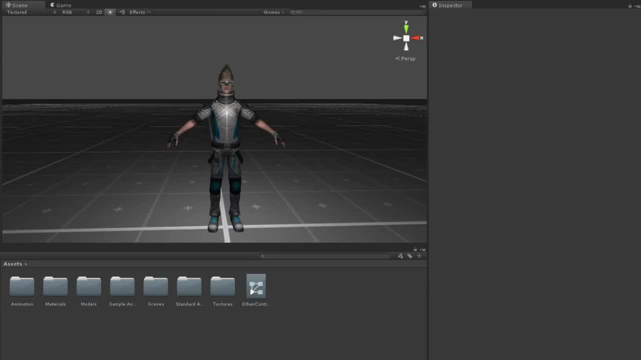Chiêm ngưỡng chuyển động nhân vật game trên phần mềm thiết kế: Đầy cuốn hút và tinh tế