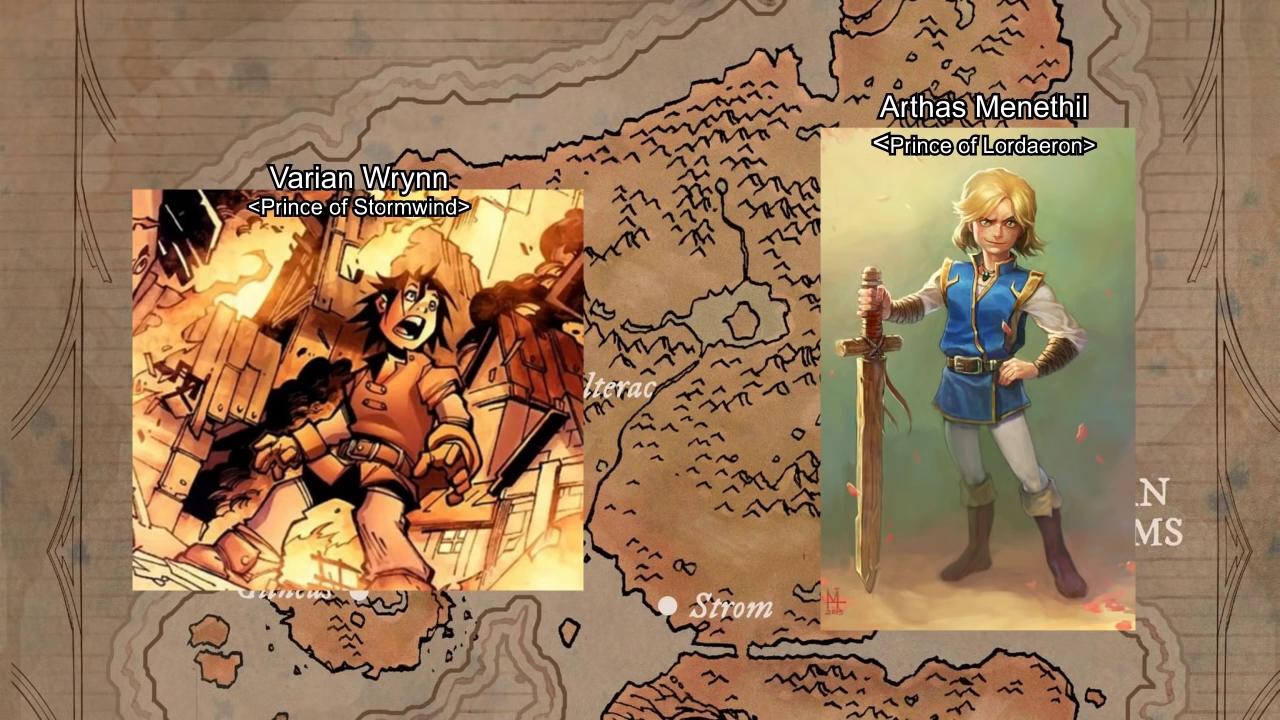 Video lịch sử WarCraft toàn tập (Phần 16): Arthas Menethil, kẻ phản bội đáng nguyền rủa