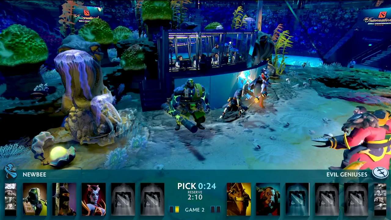 Sau khi đánh bại cờ vua và cờ vây, trí tuệ nhân tạo tiếp tục hủy diệt nhà vô địch DOTA 2 thế giới
