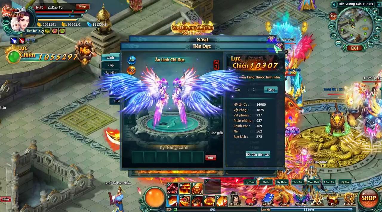 Trải nghiệm webgame Thanh Vân Chí trước ngày mở cửa Close Beta tại Việt Nam