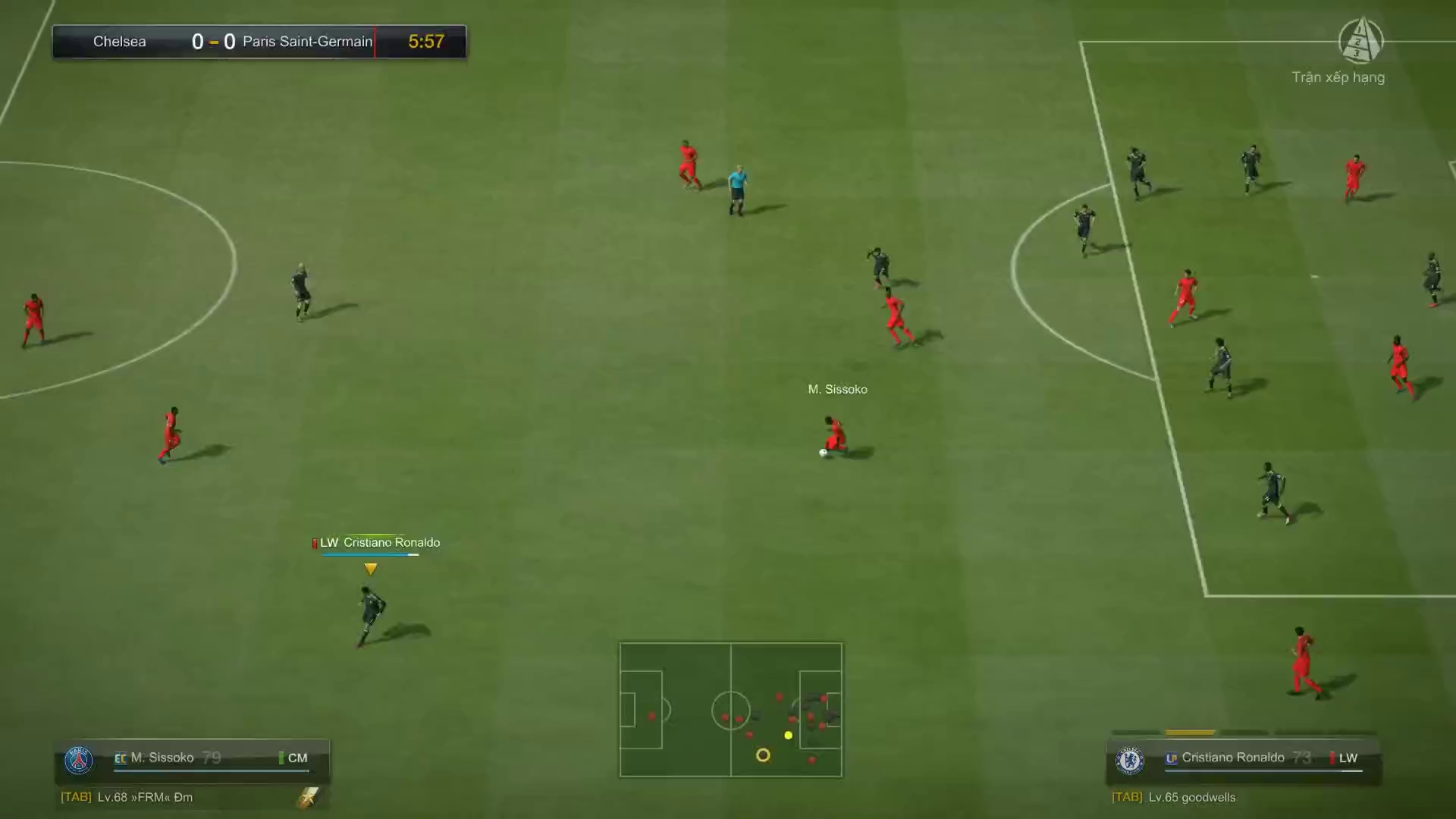 FIFA Online 3: 'Dân chơi' G. Best Worl Legend có gì 'best'?