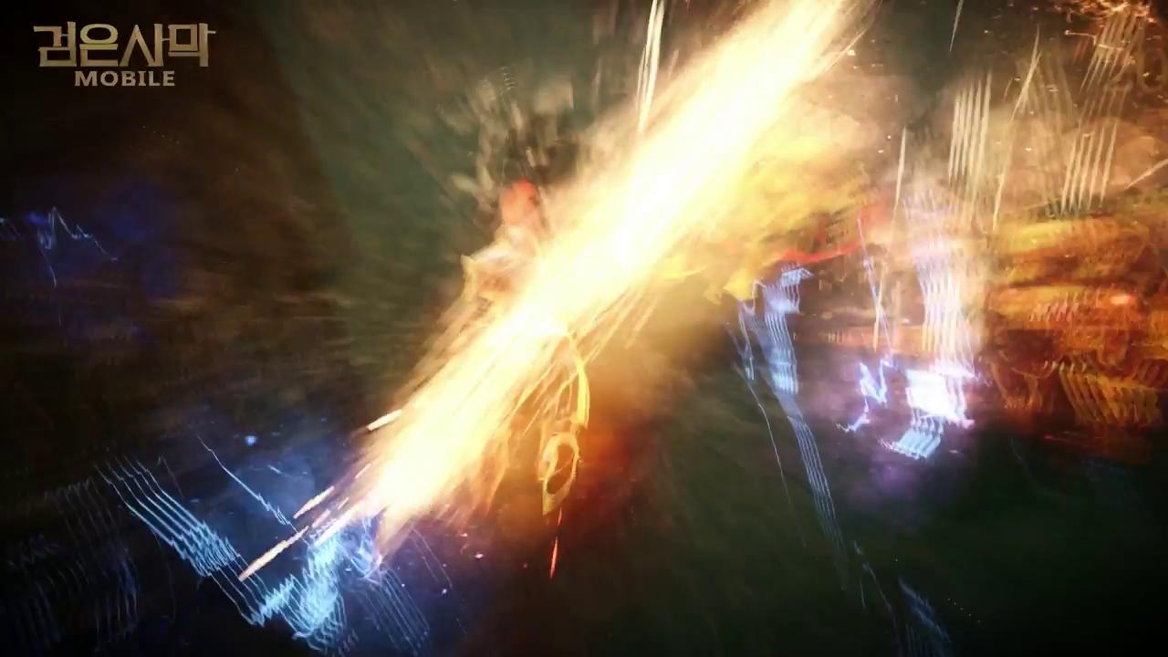 Black Desert Mobile tung video chiến đấu chất lừ của 5 lớp nhân vật