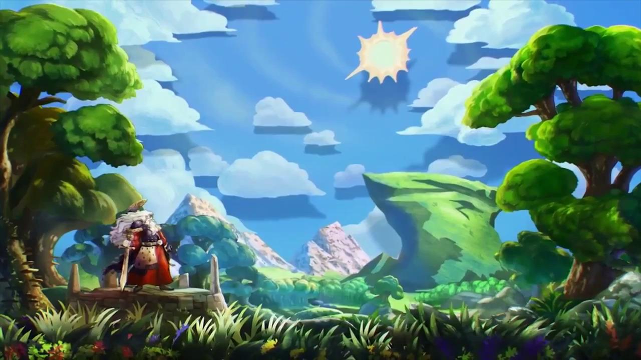 Odin Crown - Tựa game mobile MOBA theo phong cách Nhật Bản đã ra mắt