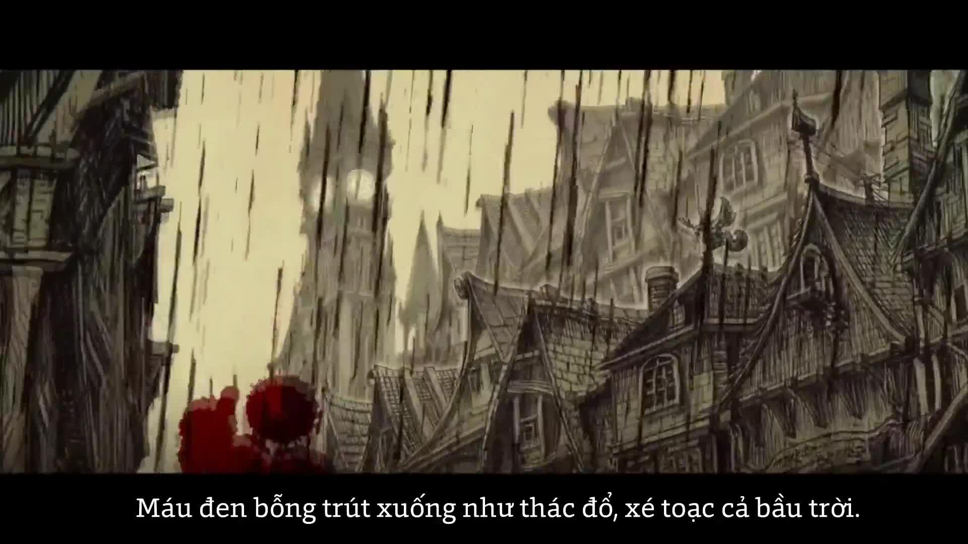 Đắm chìm trong một thế giới quan đậm chất Gothic của Heir of Light - ảnh 2