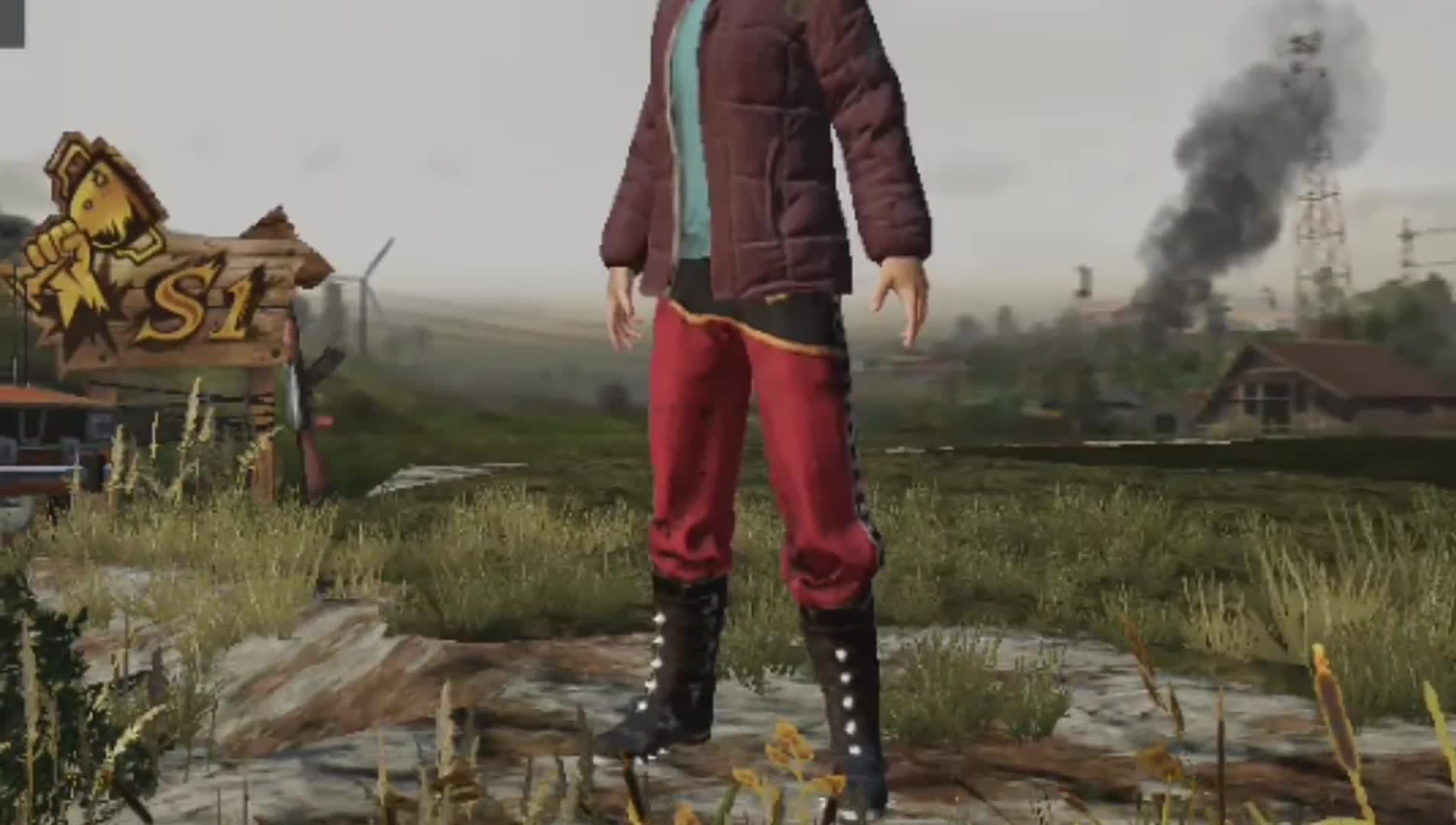 how to sell clothes on pubg mobile
