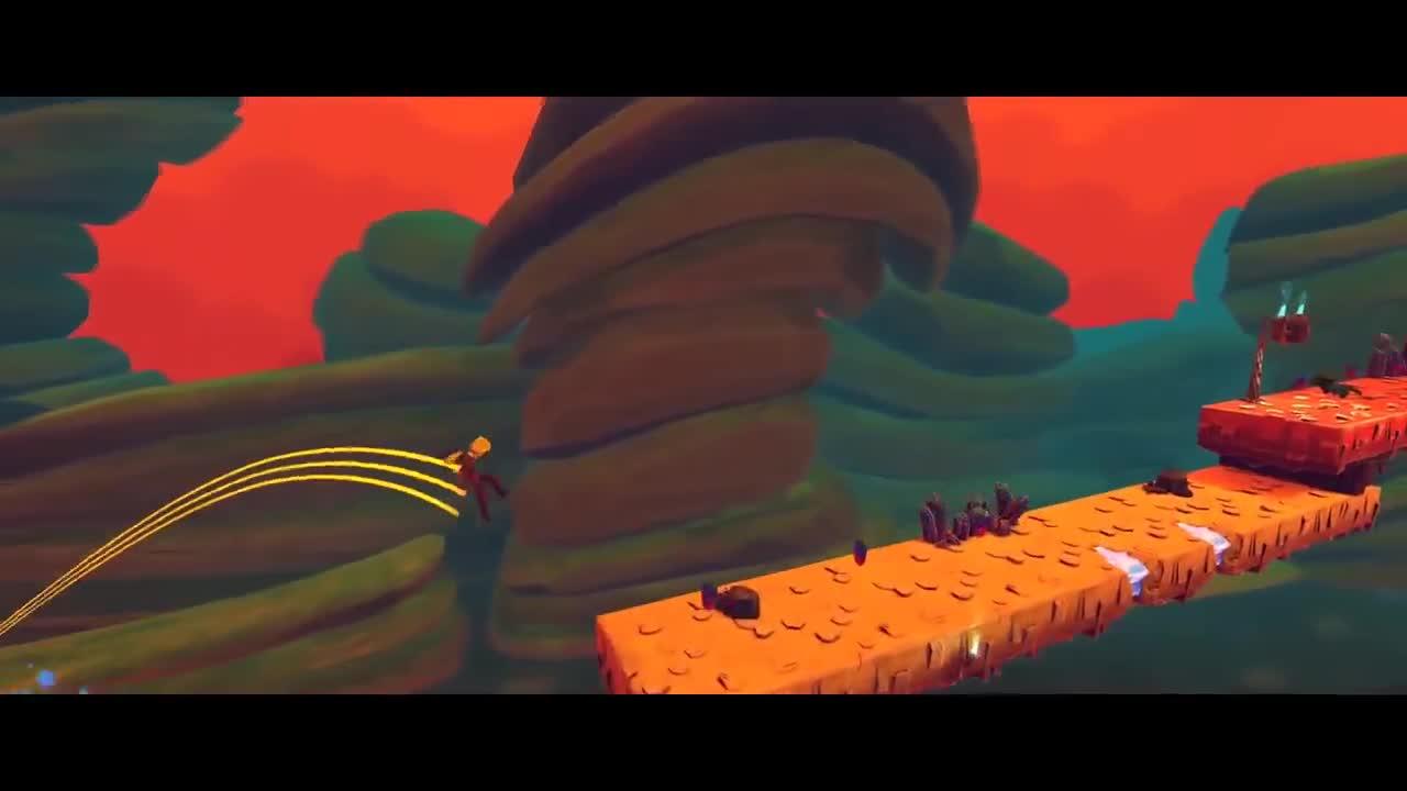 Rapid Shift - Tựa game phiêu lưu kết hợp runner vui nhộn đang cho tải miễn phí - ảnh 2