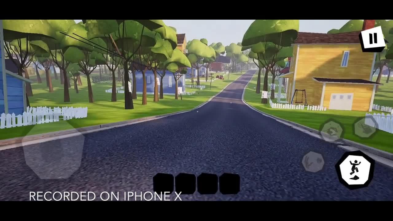 Hello Neighbor - Game kinh dị về gã hàng xóm lắm chiêu lộ diện phiên bản Mobile - ảnh 2