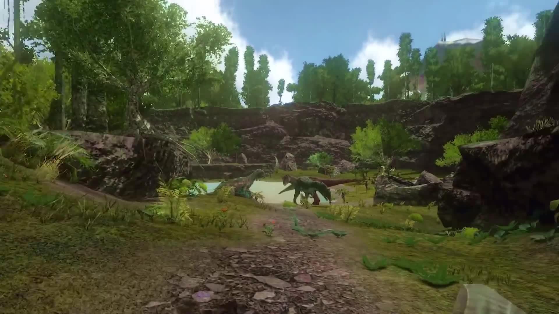 Tải miễn phí ARK: Survival Evolved - Siêu phẩm sinh tồn đình đám PC vừa lên Mobile