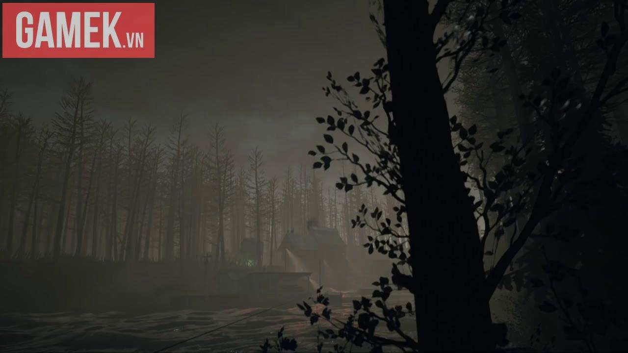 Husk: Game kinh dị lấy cảm hứng từ Silent Hill công bố ngày phát hành