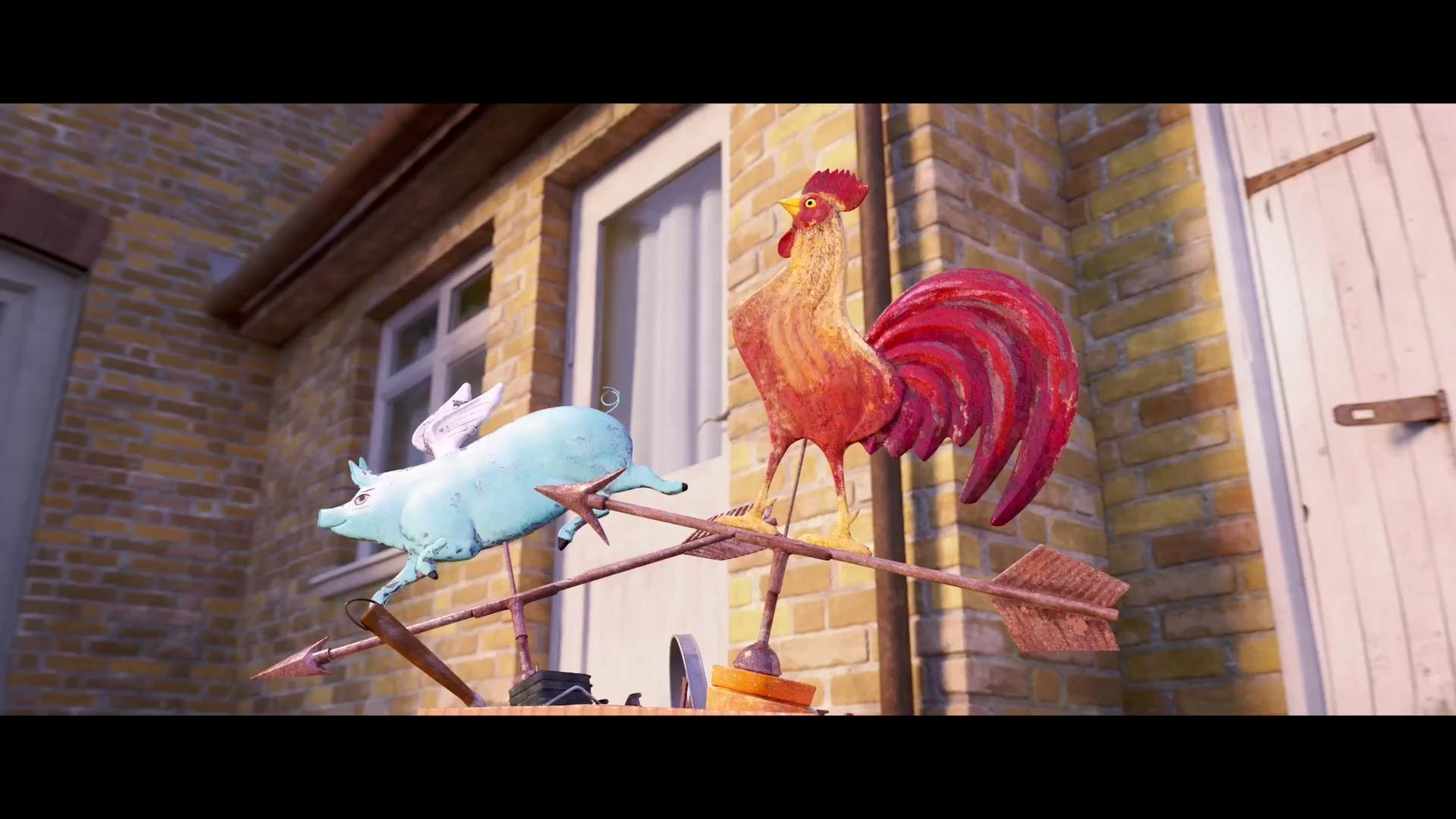 Sherlock Gnomes - Tựa phim hoạt hình thú vị về những bức tượng người lùn hài hước