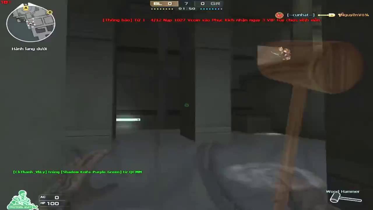 Đội Youtuber Đột Kích chào đón nữ xạ thủ đầu tiên, đã xinh còn chơi súng giỏi