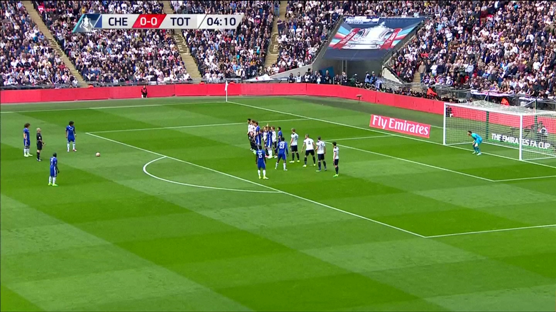 Thắng tưng bừng Tottenham, Chelsea vào chung kết FA Cup
