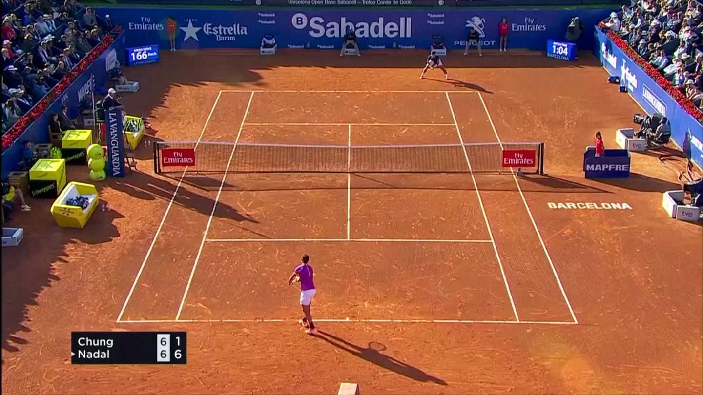 Nadal tiến sát kỷ lục tại Barcelona Open