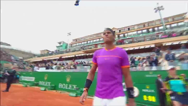 Xem Nadal vô địch Monte Carlo, lập thêm 2 kỷ lục