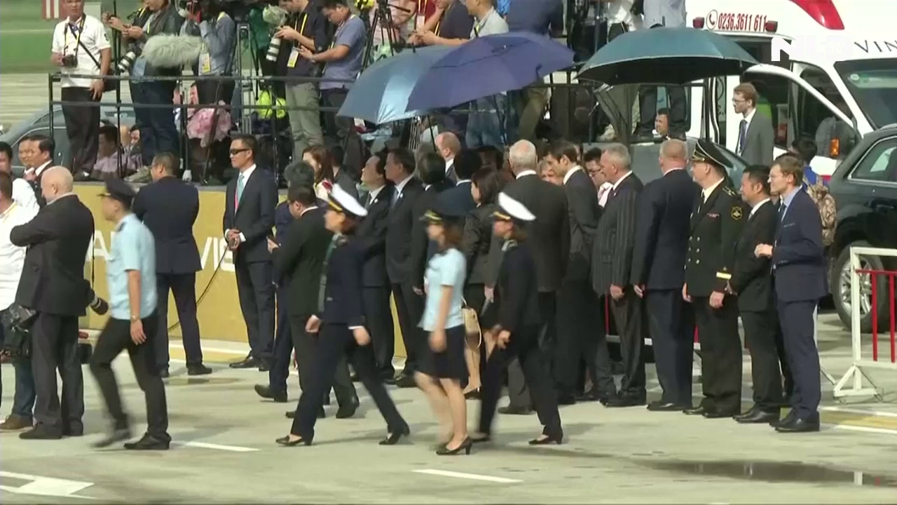 APEC 2017: Thủ tướng Singapore, Canada đến Đà Nẵng