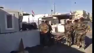 Quân đội Iraq tiến vào giành lại thành phố Kirkuk - thủ phủ của khu tự trị người Kurd - video truyền thông Iraq