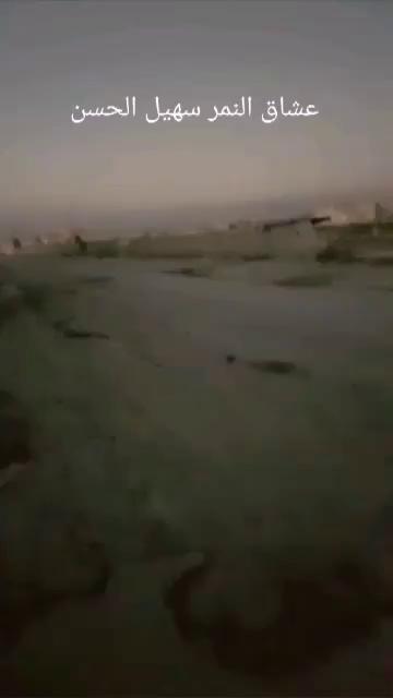 Trinh sát đặc nhiệm QĐ Syria xuất quỷ nhập thần ngay trong căn cứ sân bay quân sự Abu Duhur.