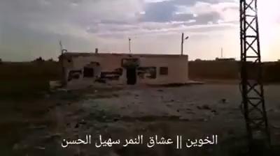 Những khu vực quân đội Syria quét sạch lực lượng khủng bố - video truyền thông mạng Xã hội