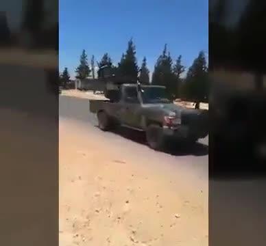 Lực lượng đặc nhiệm Tiger của Quân đội Syria đang dồn quân về Daraa.