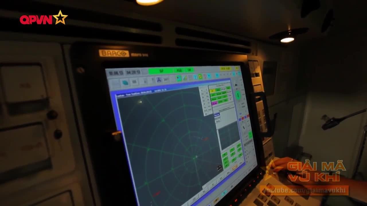 Tổ hợp pháo - tên lửa phòng không Pantsir-S1 Nga dùng bắn hạ Tomahawk Mỹ tiêu diệt UAV.
