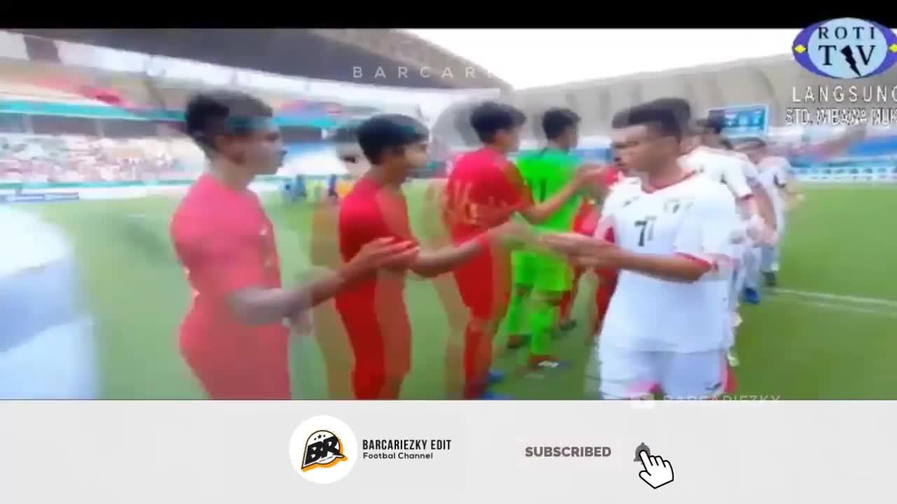 Giao hữu: U19 Indonesia 3-2 U19 Jordan