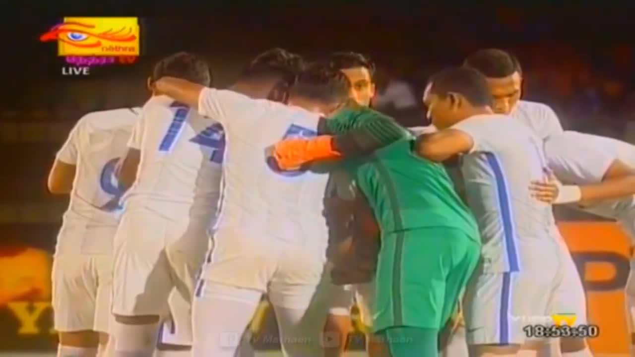 Giao hữu: Sri Lanka 1-4 Malaysia