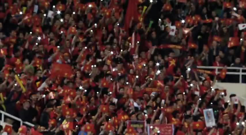 Việt Nam vs Malaysia tại bán kết AFF Cup 2014